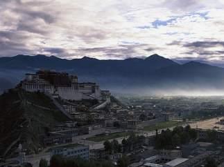 Palacio de Potala, Tíbet