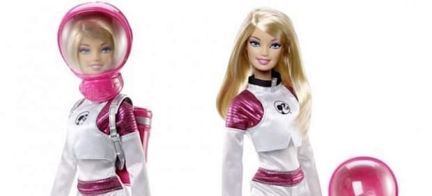 Barbie exploradora de Marte