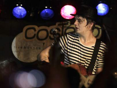 Pete Doherty en Madrid