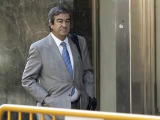 Francisco Álvarez-Cascos, ante el juez Ruz