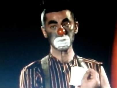 Jerry Lewis en El día que el payaso lloró