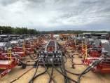 Un proyecto de 'fracking' de Frontera Energy