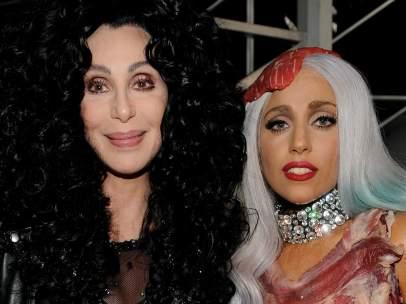 Cher y Lady Gaga