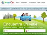 Web de BlaBlaCar