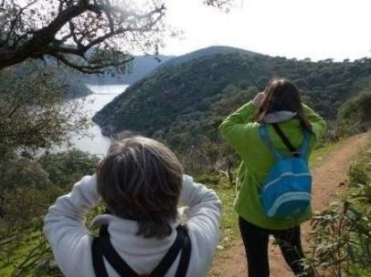 Avistamiento de aves en Extremadura