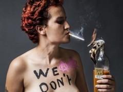 La nueva vida de la que fue primera Femen árabe-musulmana