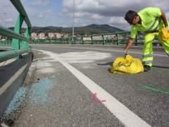 Accidente de tráfico en Pallejà (Barcelona).