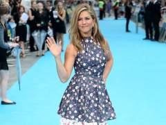 Jennifer Aniston llora y da un emotivo discurso ante una pregunta