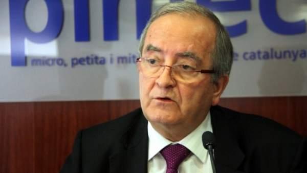 Josep González, Pimec