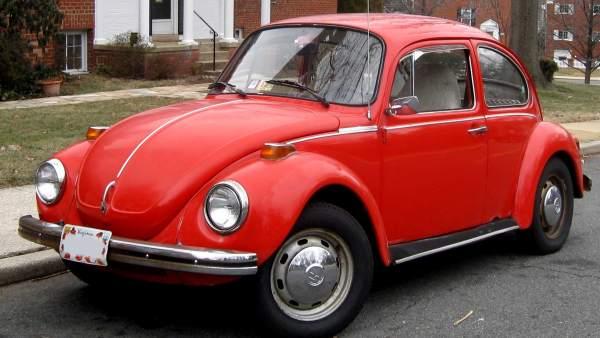 El Volkswagen Beetle es el clásico más demandado