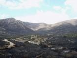 El incendio forestal de Mallorca, estabilizado en un 75%