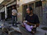 Aleppo. Syria, August 28, 2012