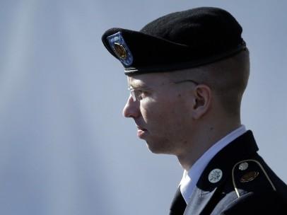 El soldado Bradley Manning