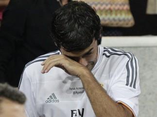 El llanto de Raúl