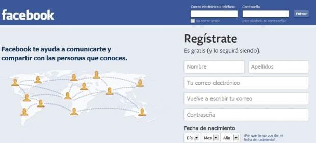 Facebook endurece el sistema de inicio de sesión desde las aplicaciones de terceros