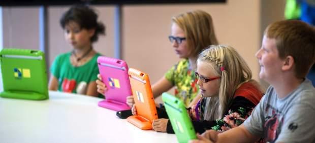 Holanda estrena las escuelas Steve Jobs, un nuevo modelo con el iPad como rey