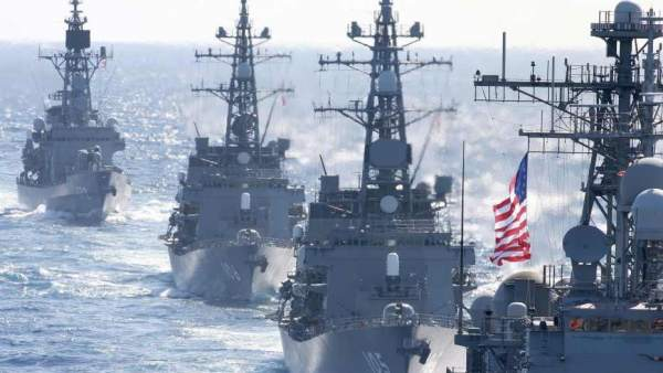 Marina de EEUU