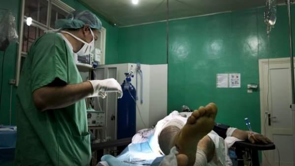 MSF en Siria