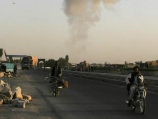 Ataque bomba en Afganistán