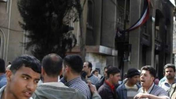 "La llamada ""primavera árabe"" llega a Siria"