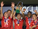 El Bayern levanta la Supercopa de Europa