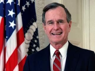 George H.W, Bush