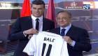Ver v�deo Bale ya luce el �11� blanco