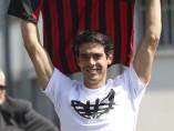 Kaká, nuevo jugador del Milan