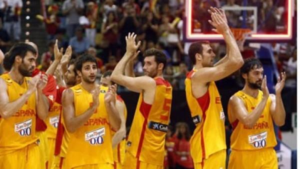 Selección de baloncesto