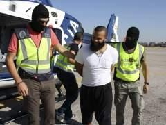 Presunto terrorista yihadista detenido en Melilla en septiembre de 2013