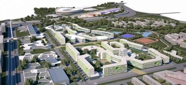 Villa Olímpica Madrid 2020