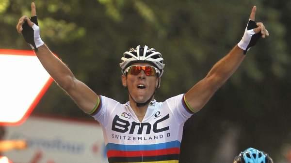 Philippe Gilbert, ganador en Tarragona