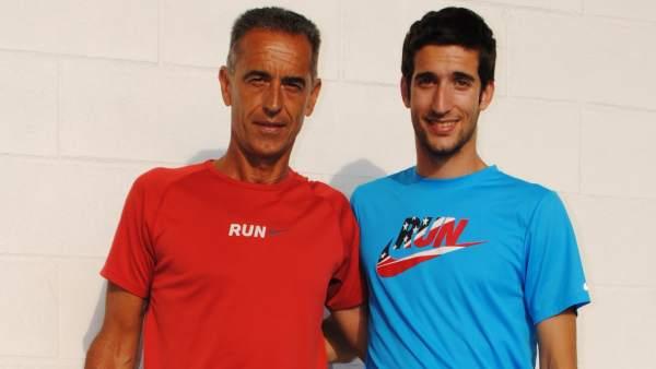 David Bustos y José Manuel Abascal