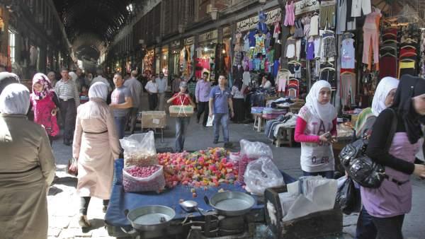 Vida cotidiana en Siria