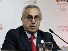 El presidente del Comité Olímpico Español (COE) y de la candidatura Madrid 2020, Alejandro Blanco.