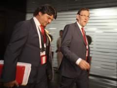 Mariano Rajoy con Madrid 2020