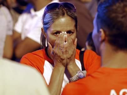 Decepción por la no elección de Madrid 2020