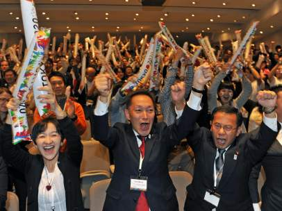Los Juegos de 2020, en Tokio