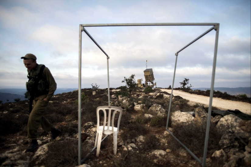 Israel blinda sus fronteras con al menos cuatro baterías antimisiles