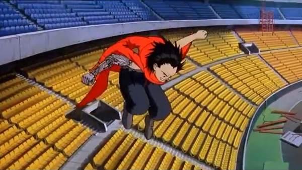 Estadio Olímpico de Neo-Tokio en Akira