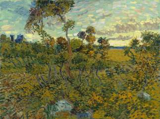 Nuevo cuadro de Van Gogh