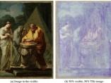 Autentifican un cuadro de Goya usando radiación THz