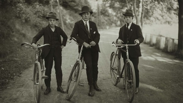 Jóvenes granjeros, 1926