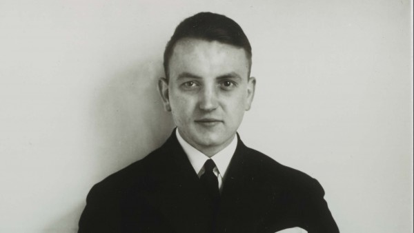 Joven hombre de negocios, 1927