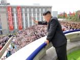 65 aniversaro de la fundación de Corea del Norte