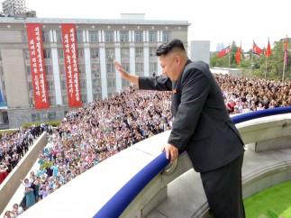 65 aniversaro de la fundaci�n de Corea del Norte
