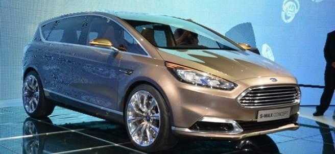 Ford S-Max Concept 2013