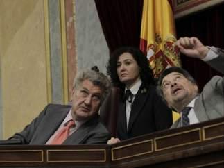Posada en el Congreso