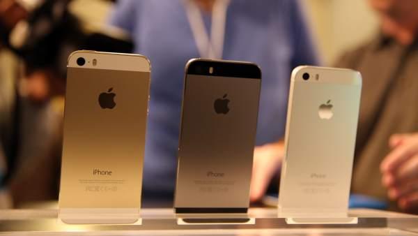 Nuevos modelos de Apple iPhone 5S
