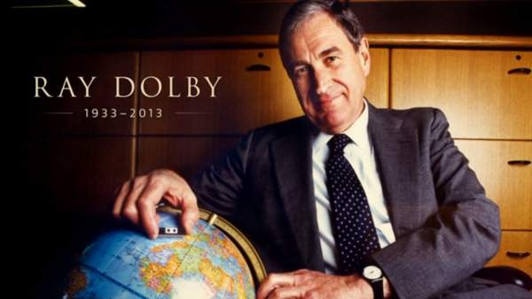 Muere Ray Dolby